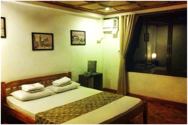 Balay De la Rama Room