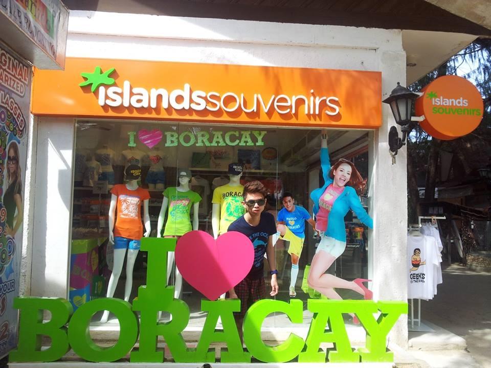 I Love Boracay!