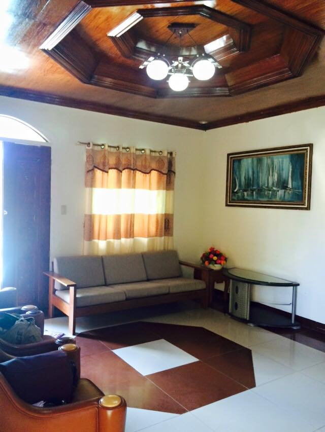 First Floor common area