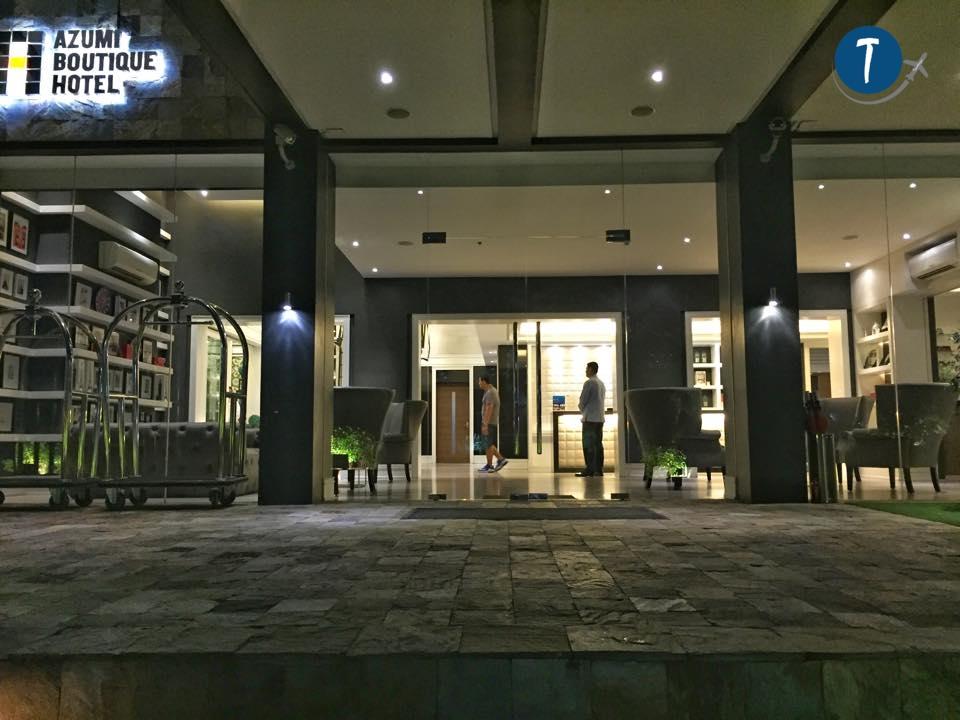 Azumi Boutique Hotel Lobby