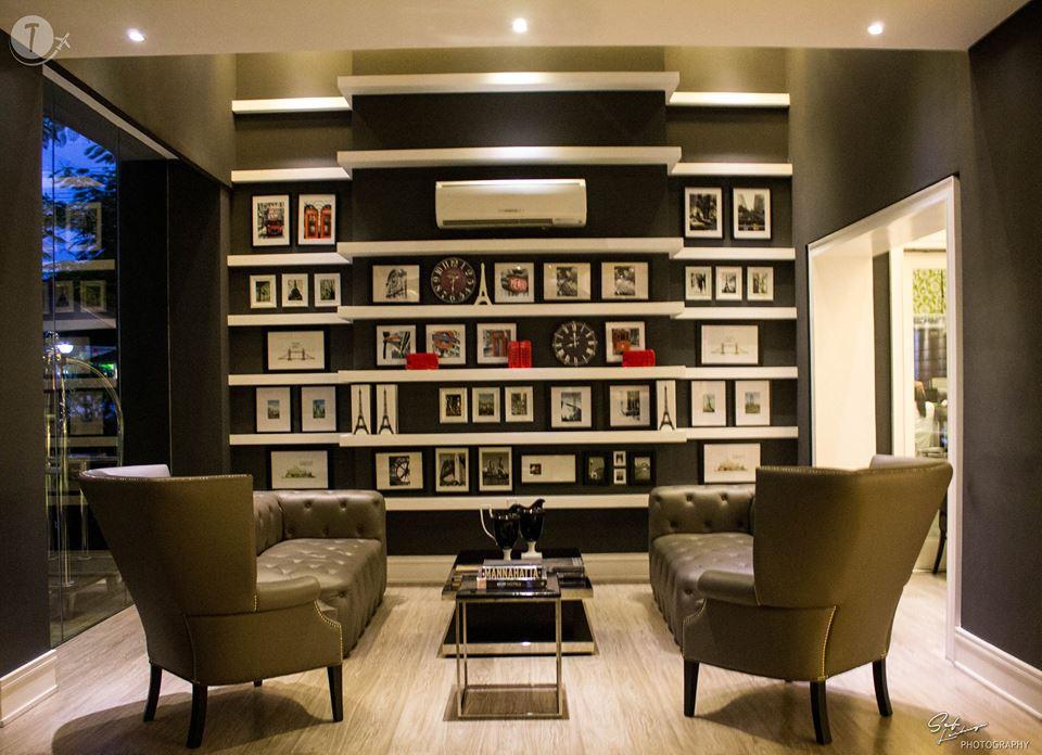The Lovely Lobby of Azumi Hotel