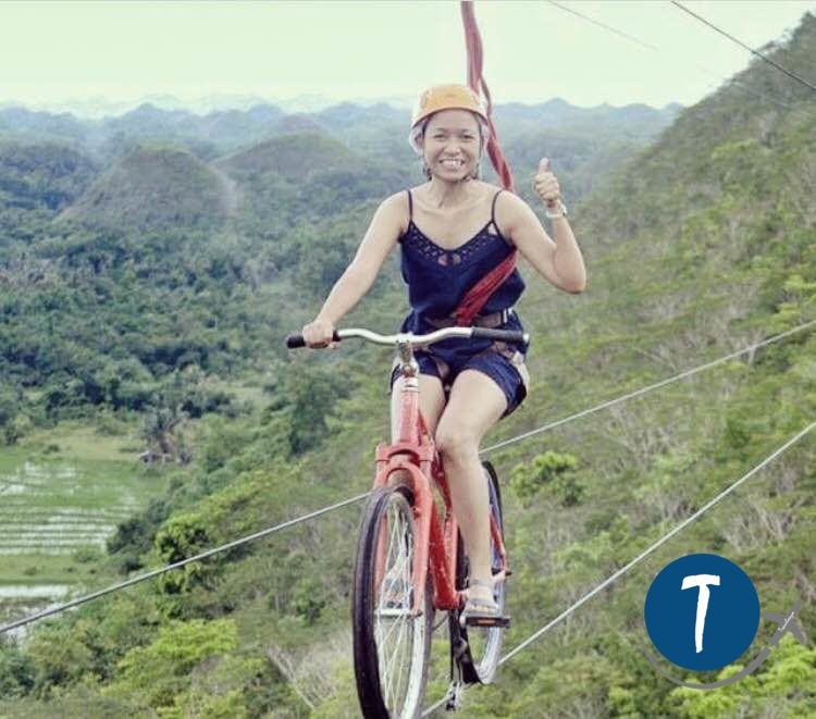 Sky Biking
