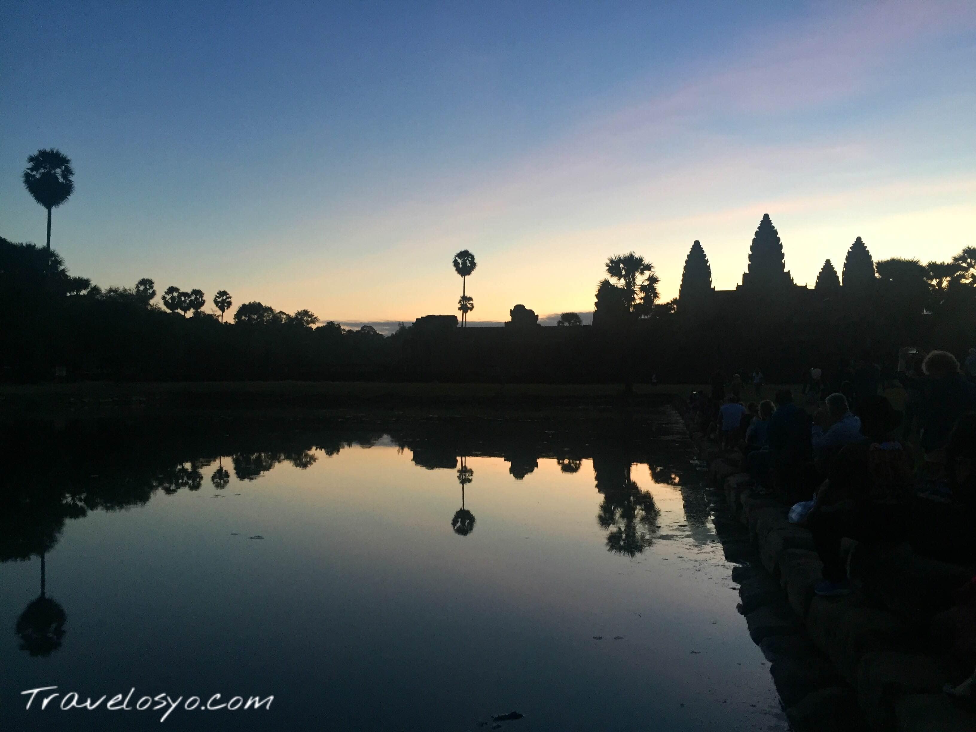 """Angkor Wat Field"