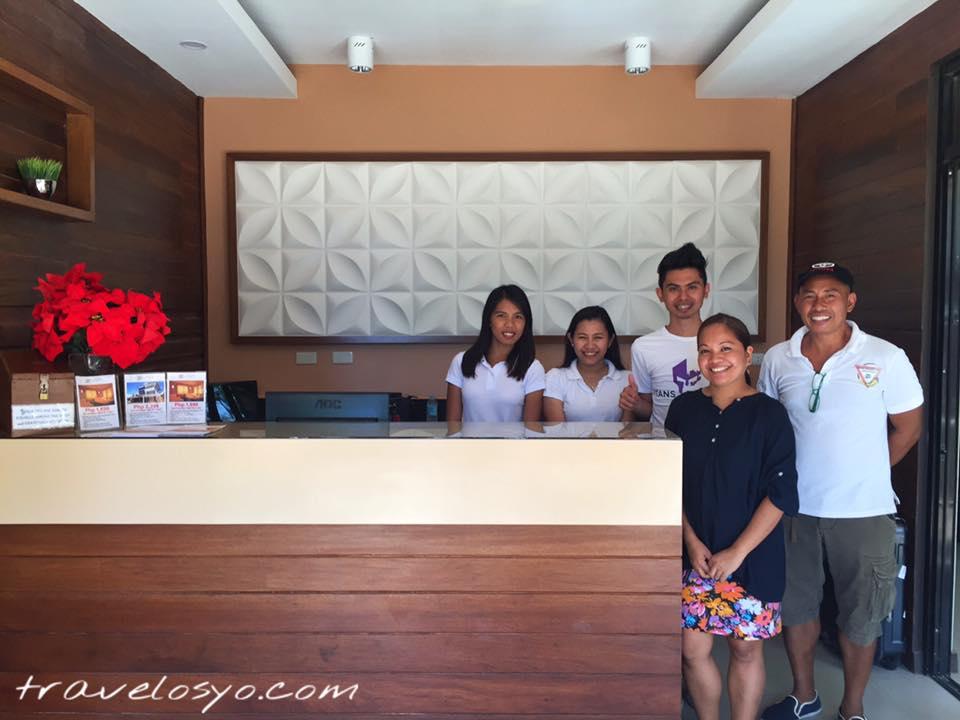 Coron Casa Staff