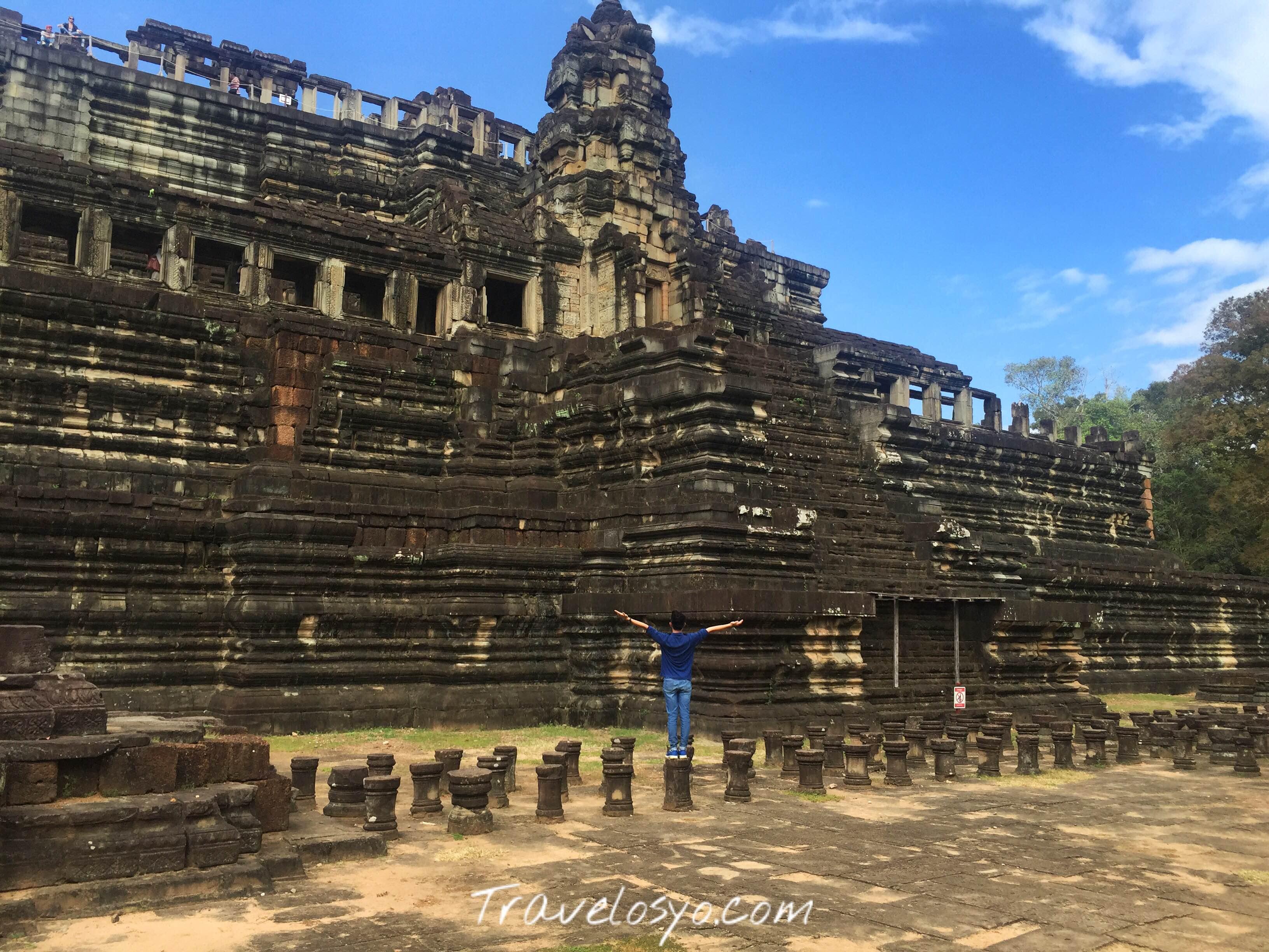 Phnom Bakheng inside