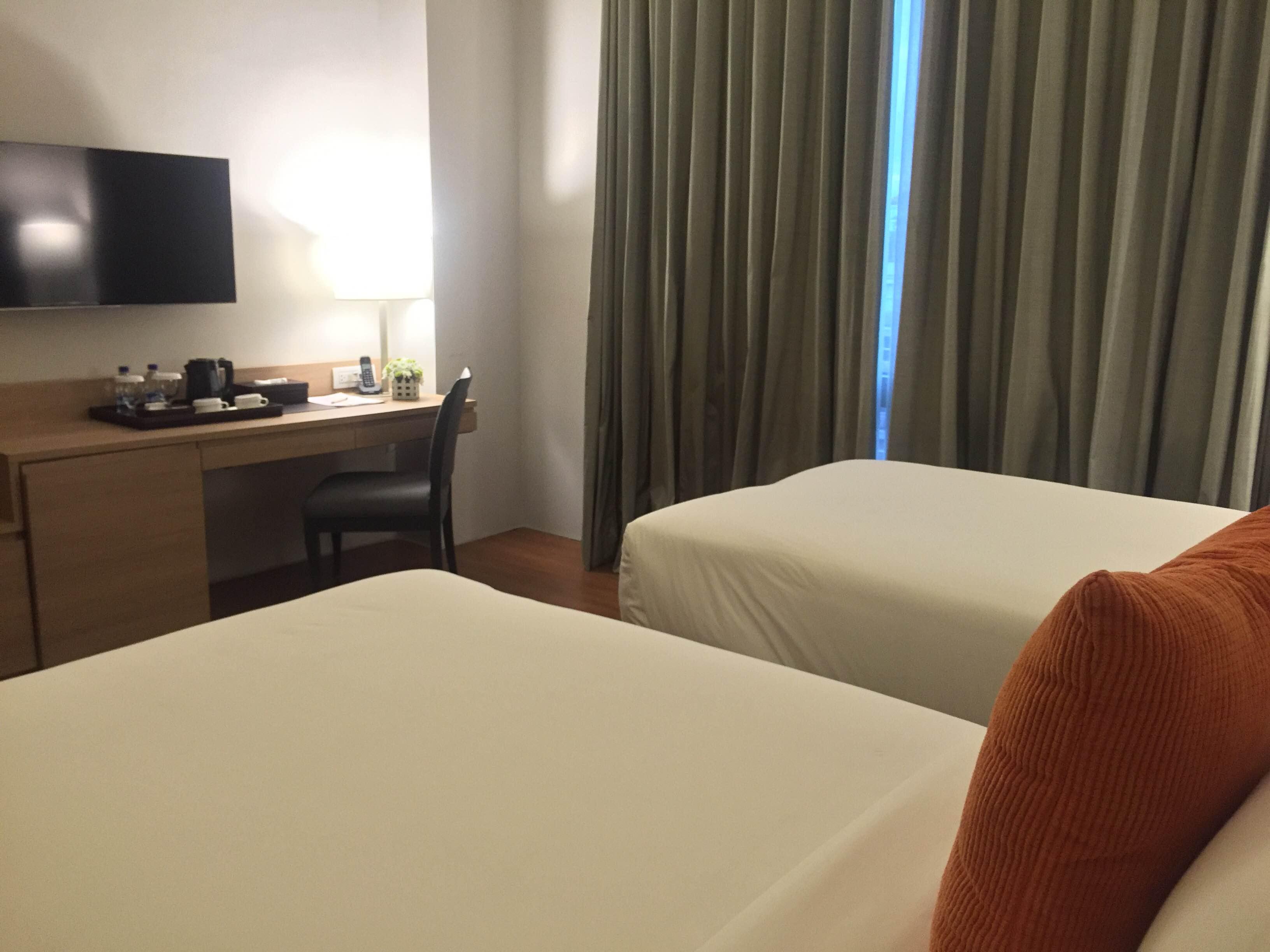 Meranti Hotel Standard room