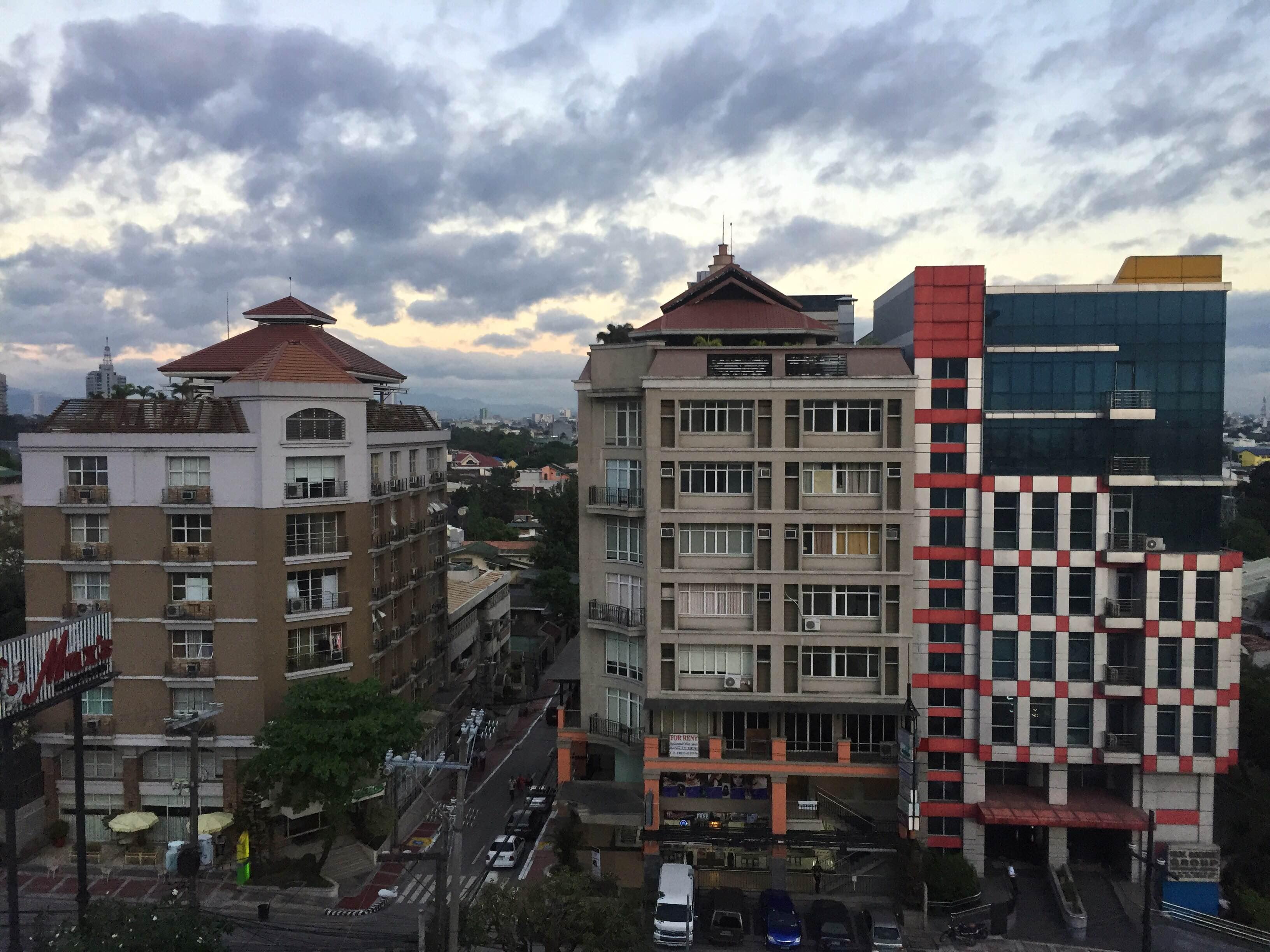 View from Meranti